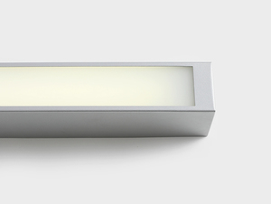 Plafon LINE LED S - srebrny small 4