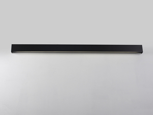 Lampa ścienna LINE WALL LED M - grafitowy small 2