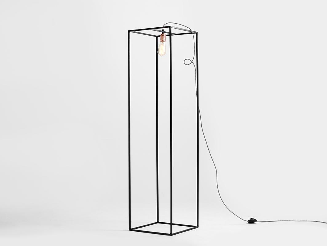 Lampa podłogowa METRIC FLOOR S