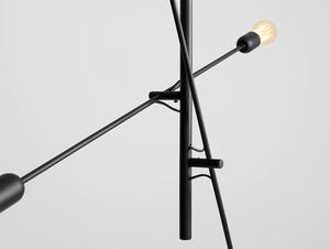 Lampa wisząca TWIGO 4 - czarny small 4