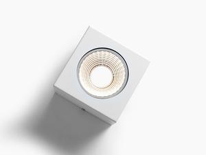 Oprawa sufitowa FLASS 1 LED - biały small 3