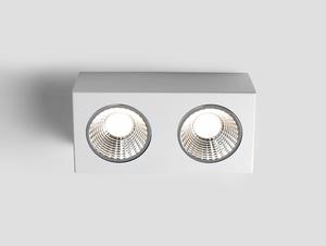Oprawa sufitowa FLASS 2 LED - biały small 3
