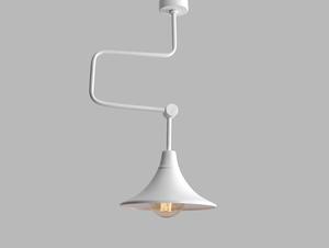Lampa wisząca MILLER - biały small 0