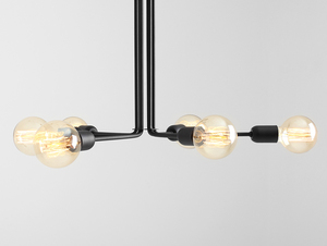 Lampa wisząca VANWERK 41 - czarny small 3