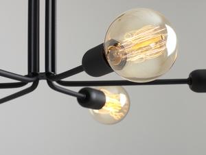 Lampa wisząca VANWERK 41 - czarny small 4
