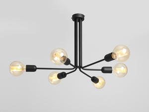 Lampa wisząca VANWERK 41 - czarny small 0