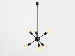 Lampa wisząca VANWERK BALL - czarny small 3