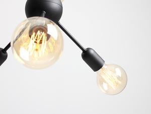 Lampa wisząca VANWERK BALL - czarny small 4