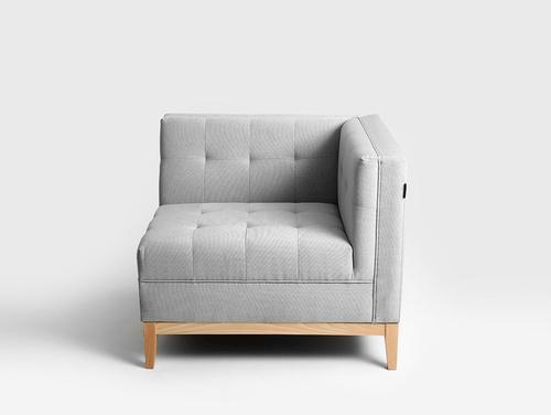 Moduł sofy by-TOM 85/85 R