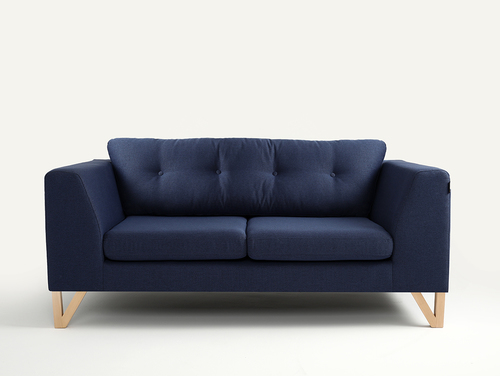 Sofa rozkładana 2 os. WILLY