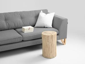 Sofa rozkładana 3 os. WILLY small 1