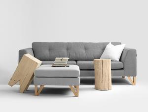 Sofa rozkładana 3 os. WILLY small 2