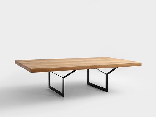 Stół kawowy LONGO SOLID WOOD 140