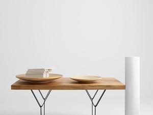 Stół kawowy LONGO SOLID WOOD 100x60 small 1