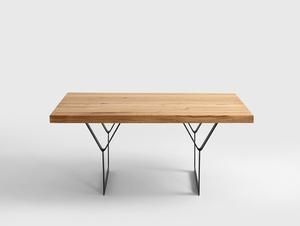 Stół kawowy LONGO SOLID WOOD 100x60 small 3