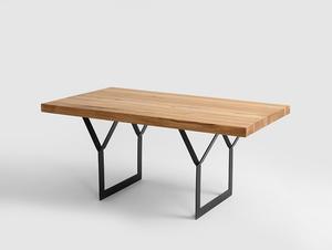 Stół kawowy LONGO SOLID WOOD 100x60 small 0