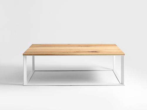 Stół kawowy SKADEN SOLID WOOD 140
