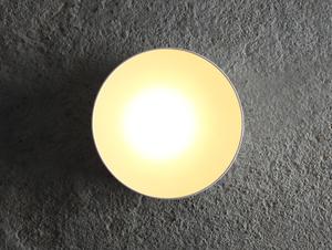 Plafon U-LITE M GU10 - srebrny small 4
