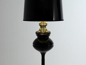 Lampa podłogowa AMBER FLOOR - czarny small 4