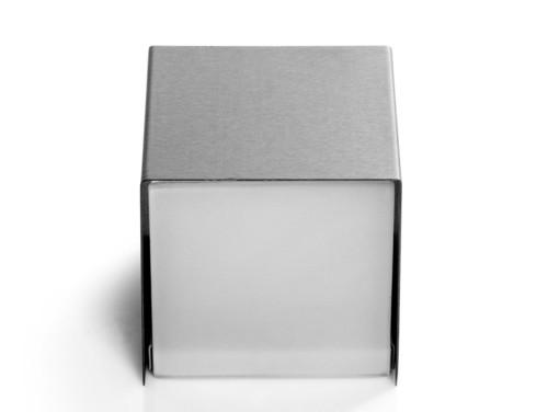 Lampa ścienna URBAN - srebrny
