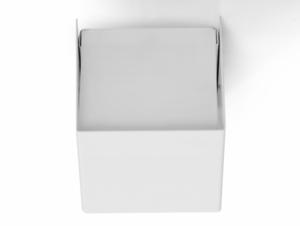 Lampa ścienna URBAN - biały small 2