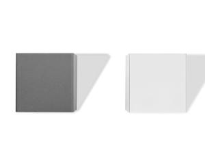 Lampa ścienna URBAN - biały small 4