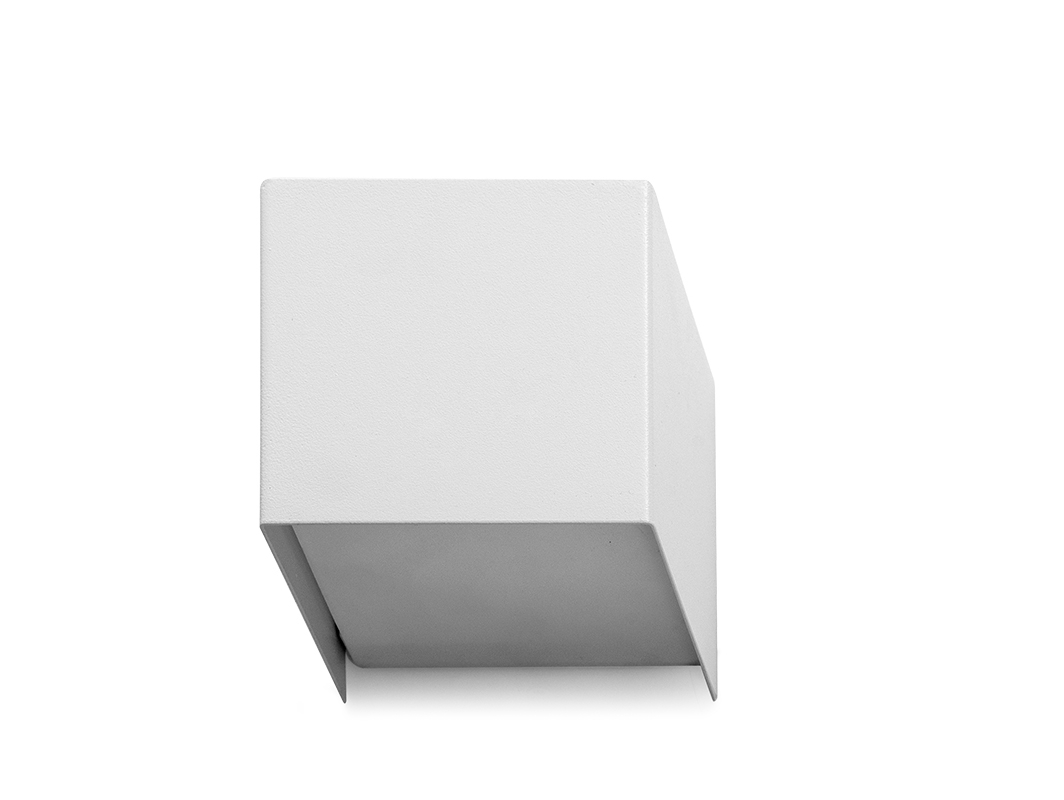 Lampa ścienna URBAN - biały