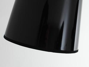 Lampa wisząca AMBER - czarny small 4