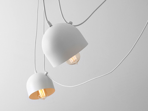 Lampa wisząca POPO 6 - biały small 4