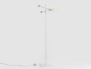 Lampa podłogowa TWIGO FLOOR 4 - biały small 0