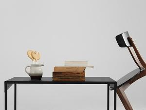 Stół kawowy OBROOS COFFEE METAL 100x60 small 1