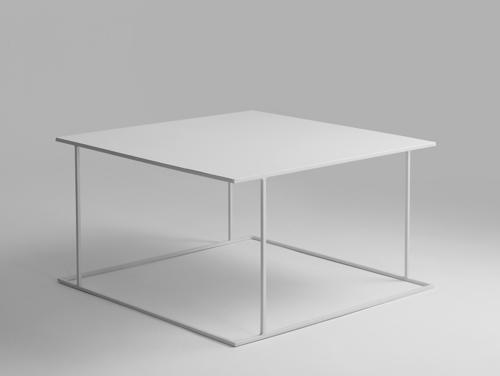 Stół kawowy WALT METAL 80