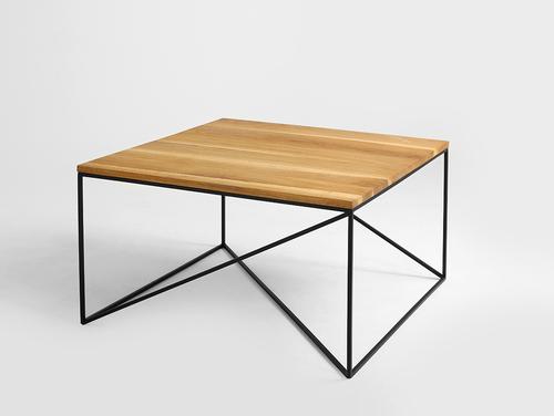 Stół kawowy MEMO SOLID WOOD 80