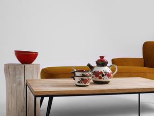 Stół kawowy TENSIO SOLID WOOD 100x60 small 1