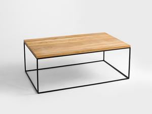 Stół kawowy TENSIO SOLID WOOD 100x60 small 3