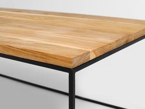 Stół kawowy TENSIO SOLID WOOD 100x60 small 4