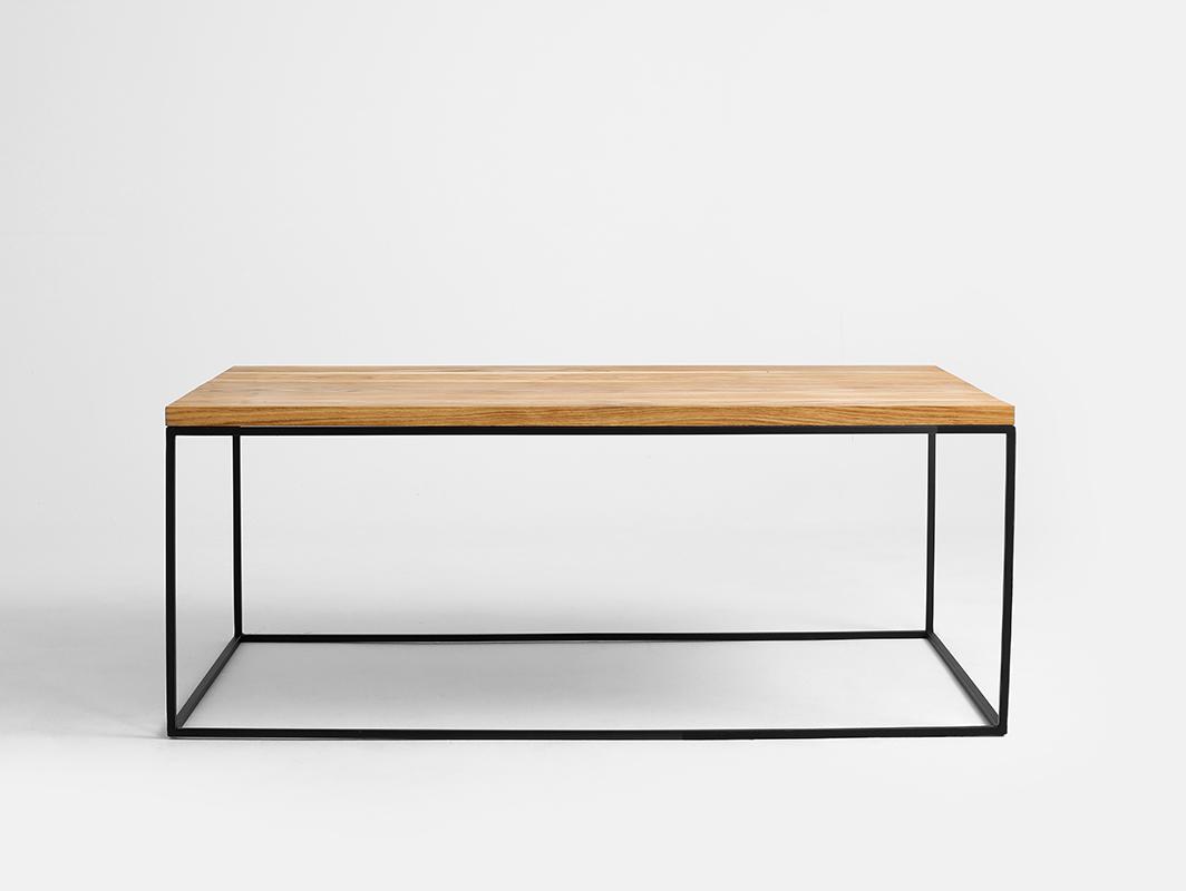 Stół kawowy TENSIO SOLID WOOD 100x60