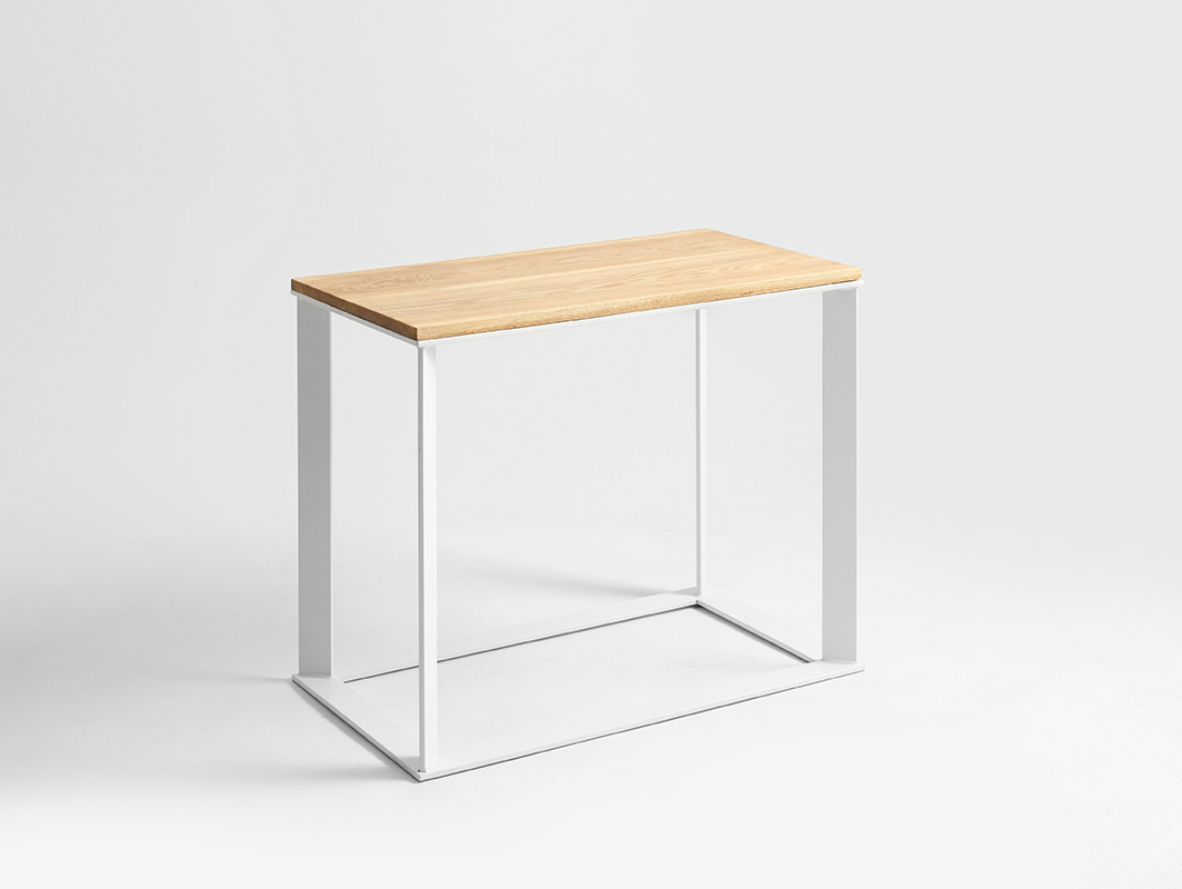 Stół kawowy SKADEN SOLID WOOD 100x60