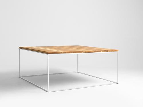 Stół kawowy TENSIO SOLID WOOD 100x100