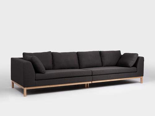 Sofa modułowa 4 os. AMBIENT WOOD