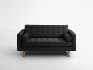 Sofa rozkładana 2 os. TOPIC WOOD small 2