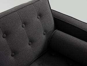Sofa rozkładana 2 os. TOPIC WOOD small 4