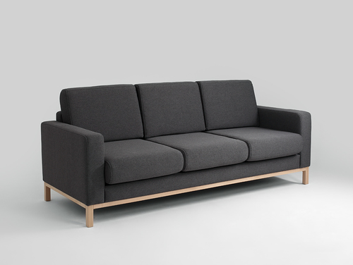 Sofa 3 os. SCANDIC