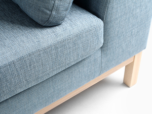 Sofa 3 os. AMBIENT WOOD small 3