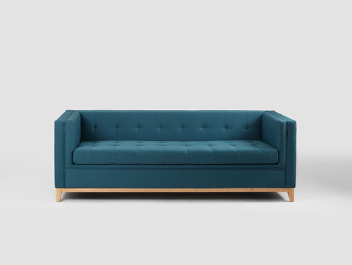 Sofa rozkładana 3 os. by-TOM
