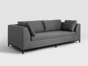 Sofa rozkładana 3 os. AMBIENT small 3