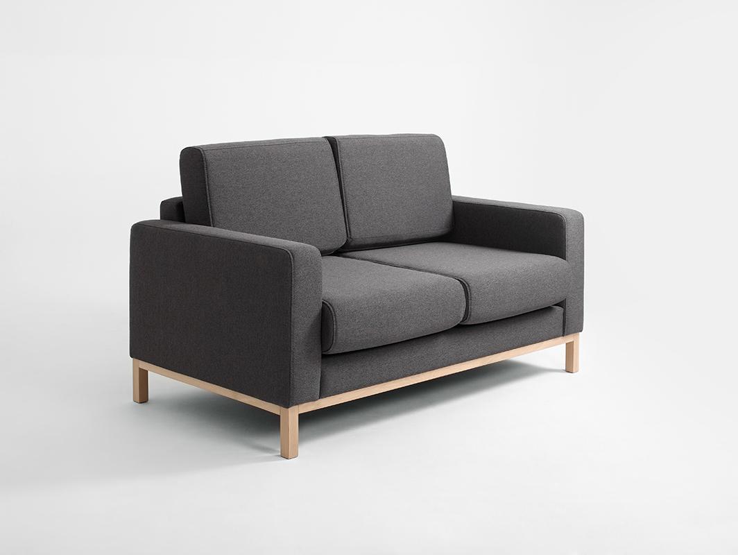 Sofa rozkładana 2 os. SCANDIC