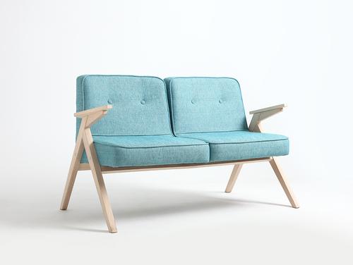 Sofa 2 os. VINC