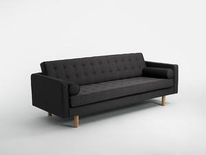 Sofa 3 os. TOPIC WOOD small 0