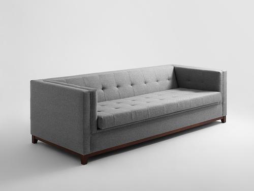 Sofa 3 os. by-TOM